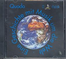 Frerich, Regina: Quodo CD (Originale und Playbacks)