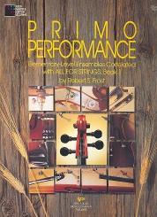 Frost, Robert S.: Primo Performance vol.1 Elementary-level ensembles, cello score