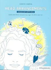 Garcia, Juan M.V.: Head-Arrangements - Singen mit Köpfchen (+CD)