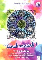 Gass-Tutt, Anneliese: Tanzkarussell Band 1 101 Kindertänze