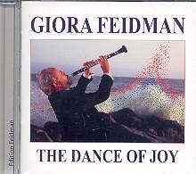 Giora Feidman - Dance of Joy CD