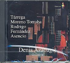 Gitarrenmusik CD