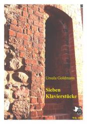 Goldmann, Ursula: 7 Klavierstücke