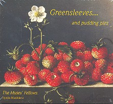 Greensleeves and Pudding Pies CD