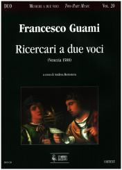 Guami, Francesco: Ricercari a 2 voci (Venezia 1588)