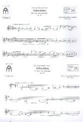 Guilmant, Felix Alexandre: 2 Werke für Orgel und Streicher, Orchestermaterial komplett