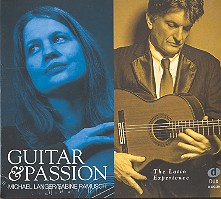 Guitar & Passion - The Latin Experience CD