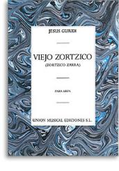 Guridi Bidaola, Jesús: Viejo Zortzico para harpa