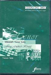 Händel, Georg Friedrich: Messiah - Tenor solo Playalong-CD coach me