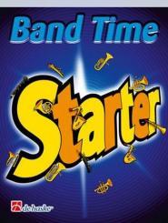 Haan, Jan de: Band Time Starter for Tuba in B Violinschlüssel/Bassschlüssel