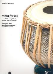 Hambra, Ricardo: Tabla for All (+2 CD's)
