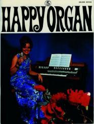 Happy Organ Band 5: für E-Orgel