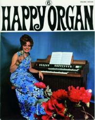 Happy Organ Band 6: für E-Orgel