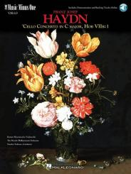 Haydn, Franz Joseph: Music Minus One Cello (+2 CD's) Cello concerto c major Hob7b:1