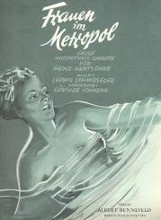 Hentschke, Heinz: Frauen im Metropol (Auswahl) für Gesang und Klavier