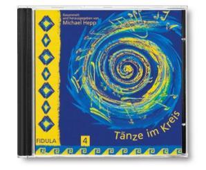 Hepp, Michael: Tänze im Kreis Band 4 CD Tanzbeschreibungen