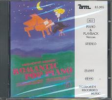 Heumann, Hans-Günter: Romantic Pop Piano Band 5 CD Traummelodien für Klavier