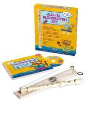 Hintermeier, Barbara: Lillis Blockflöten-Set (Instrument (deutsche Griffweise) +Schule +CD +Lernspiele)