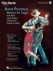 Histoire du tango (+Online Audio Access) for flute and guitar, score