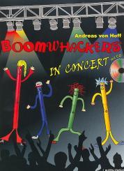 Hoff, Andreas von: Boomwhackers in Concert (+CD) für Boomwhackers (Klassenmusizieren)