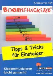 Hoff, Andreas von: Boomwhackers Tipps und Tricks für Einsteiger
