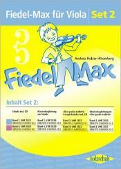 Holzer-Rhomberg, Andrea: Fiedel-Max Viola Set 2 (enthält die Bände 3 und 4)