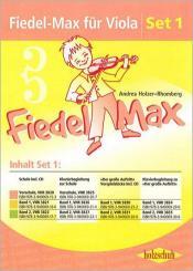 Holzer-Rhomberg, Andrea: Fiedel-Max Viola Set 1 (enthält die Bände 1 und 2)