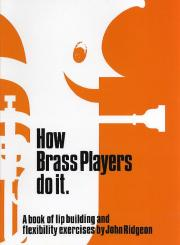 How Brass Players do it for brass instruments