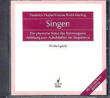 Husler, Frederick: Singen Hörbeispiele-CD