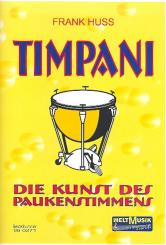Huss, Frank: Timpani - Kunst des Paukenstimmens