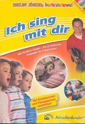 Jöcker, Detlev: Ich sing mit dir (+CD) Mit Kindern singen, Ein praktischer Ratgeber für Erwachsene