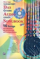 Jagla, Bernd: Garantiert Gitarre lernen - Das Audio Songbook CD, mit kleinem Begleitheft