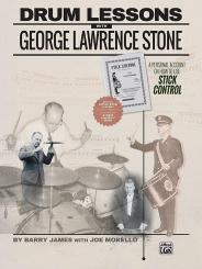 James, Barry: Drum Lessons with G.L. Stone for drum set