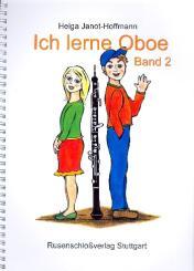 Janot-Hoffmann, Helga: Ich lerne Oboe Band 2