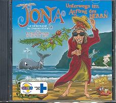 Jost-Naujoks, Heinz-Helmut: Jona - Unterwegs im Auftrag des Herrn CD