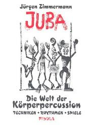 Juba - Die Welt der Körper- percussion Buch
