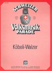 Köbeli-Walzer: für 1-2 Akkordeons