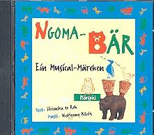 König, Wolfgang: Ngoma-Bär CD