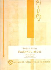 Küster, Herbert: Romantic Blues: für Klarinette und Klavier