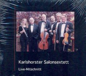 Karlshorster Salon-Sextett CD