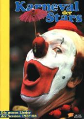 Karneval der Stars: Die neuen Lieder der Session 1987/88, für Klavier