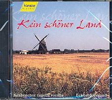 Kein schöner Land CD Knabenchor cappella vocalis