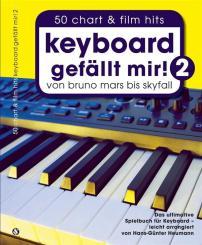 Keyboard gefällt mir Band 2 (mit Texten und Akkorden), Spiralbindung