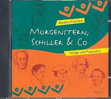 Kleinbub, Wieland: Morgenstern, Schiller & Co CD (Songs und Playbacks)