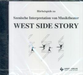 Kosuch, Markus: West Side Story CD Hörbeispiele zur szenischen Interpretation, von Musiktheater