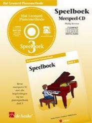 Kreader, Barbara: Hal Leonard Pianomethode vol.3 - speelboek CD