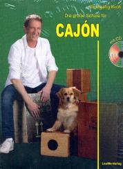 Kroh, Wolfgang: Die große Schule für Cajon (+CD)