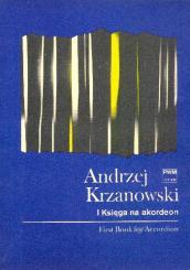 Krzanowska, Grazyna: First book for Accordion