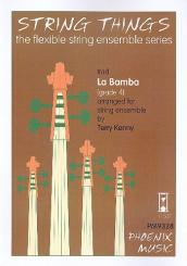 La Bamba für variable Streicherbesetzung, Partitur und Stimmen