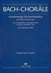 Larmann, Ralph: Bach-Choräle Vierstimmige Kirchenliedsätze zum EG und, zum Gotteslob